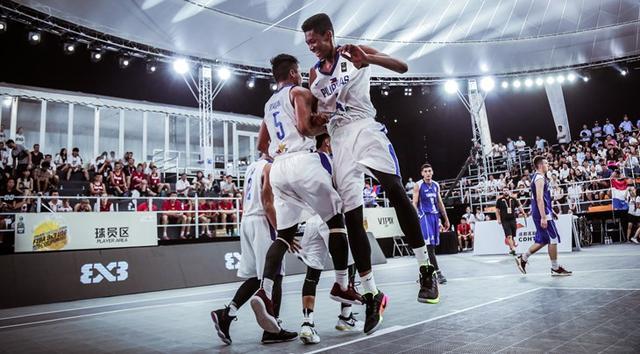FIBA3X3U18世界杯第三日 菲律宾强势晋级八强