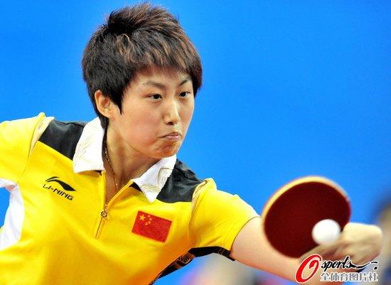 蔡振华猜到新加坡布阵 国乒一号方案击溃对手