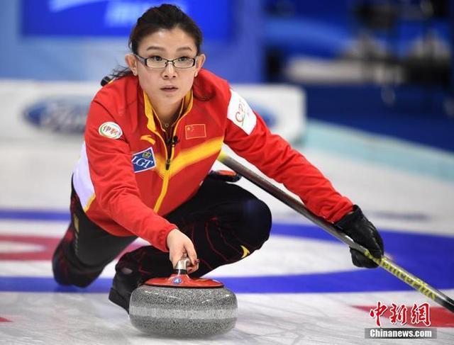 王冰玉领衔新赛季中国女壶队 一新秀顶替王芮