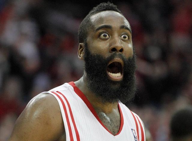 神秘球衣竟让哈登两眼一黑?揭秘NBA拉丁之夜