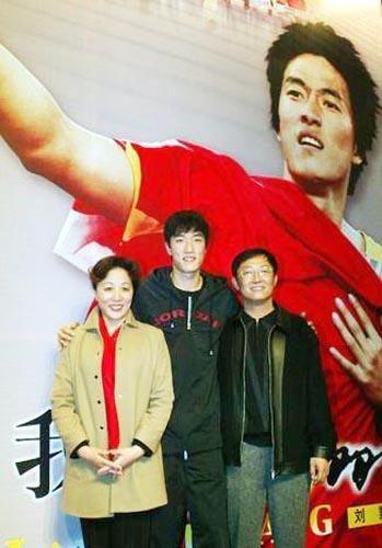 翔爸:刘翔决定令我惊喜 他的冲劲又回来了