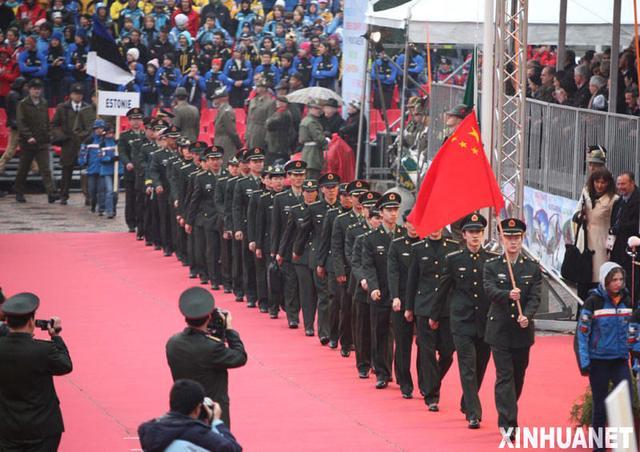 世界军人运动会运动员村武汉开工 将迎万名军人