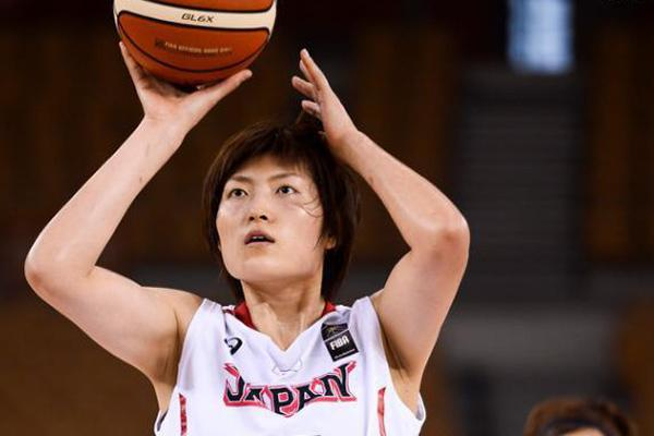 王新朝喜:女篮失去人才可惜 在日本打球开心