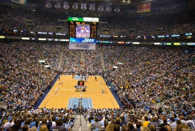 透过NBA看美国—我的NBA游记(19):双面盐湖城