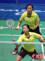 中国台北羽球女双晋级