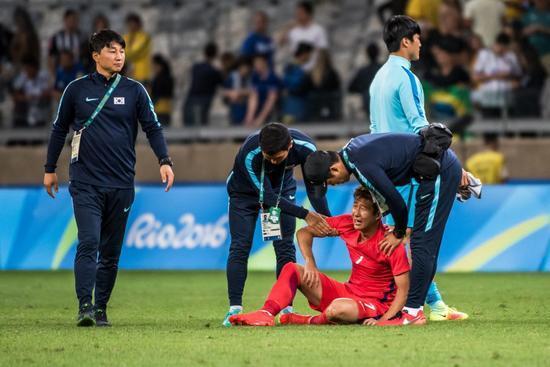 孙兴慜:我状态比奥运时好 不必在意中国球迷