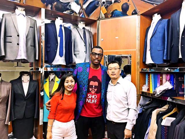 NBA球星身家上亿却来中国大采购 他们到底买了啥?