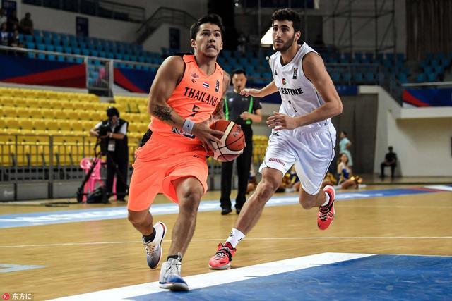 篮球亚冠-悍将38+12 泰国劲旅加时胜拉姆安拉