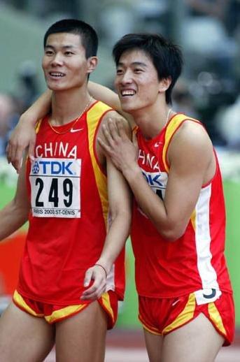 史冬鹏:没见过刘翔训练新技术 他有条件尝试
