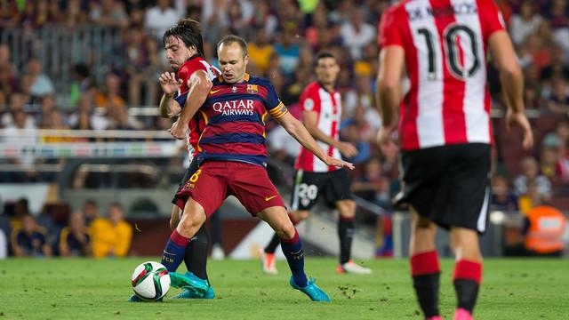Iniesta still eager to win a fifth crown