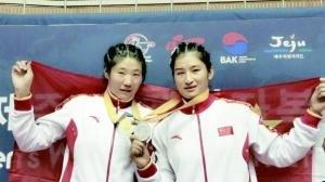 杨晓丽首夺世锦赛冠军 创造内蒙古历史女拳手