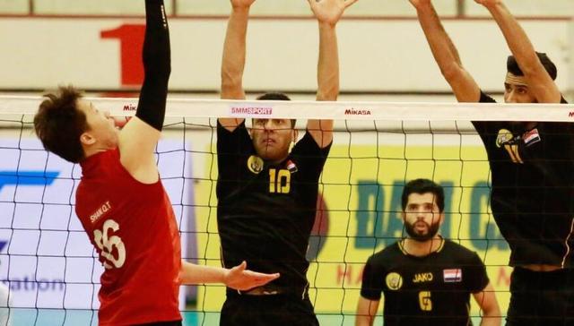亚俱杯北汽男排第六收官 伊朗擒日本成功卫冕