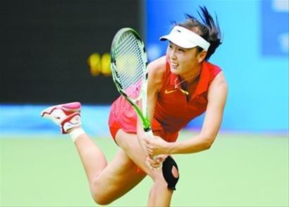 网球女单半决赛 24岁彭帅终淘汰40岁伊达公子
