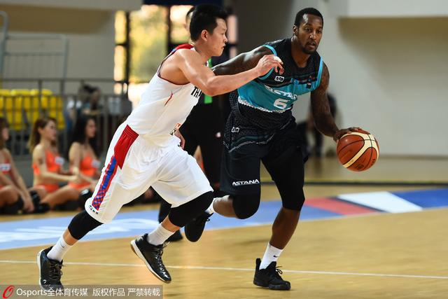 篮球亚冠-阿斯塔纳19分擒泰国冠军 卡特27分