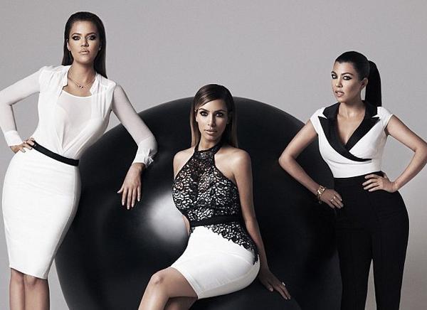 三个女人一台戏 看卡戴珊姐妹如何玩转体育圈