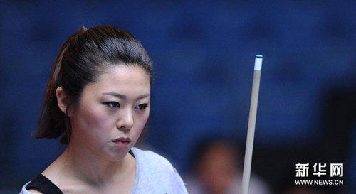 世界女子九球锦标开战