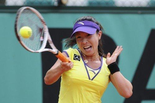 雨水严重影响法网赛程 郑洁女单次轮被迫取消