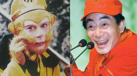 和张家口获得2022年冬奥会的举办权,他希望美猴王能成为冬奥会吉祥物.图片