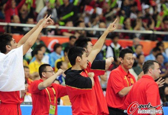男篮夺冠之路:两胜韩国成就霸业 半决赛惊魂