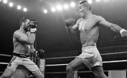 美国职业拳击赛直播