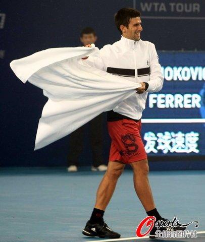 中网决赛因雨推迟至周一 小德首盘3-1暂领先