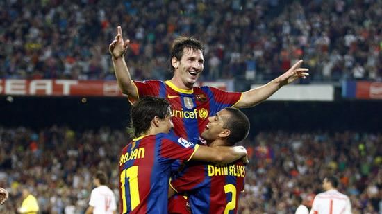 Barcelona Messi had no fear first leg defeat to win reversal of directors