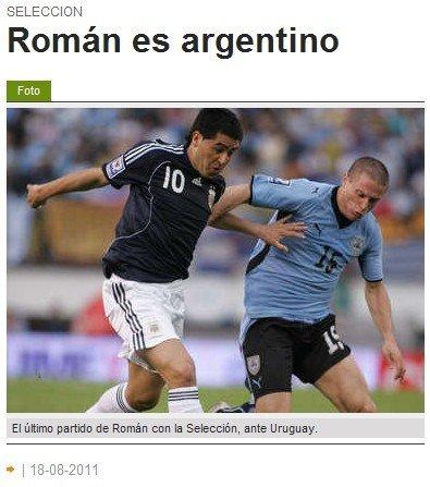 阿根廷队公布最新名单 里克尔梅贝隆同时回归