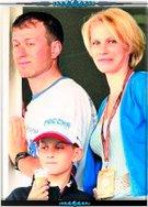 16岁的俄罗斯男孩有个44岁的老爸阿布