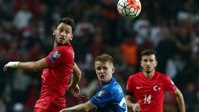 欧预赛综述:荷兰无缘决赛圈 土耳其第三晋级