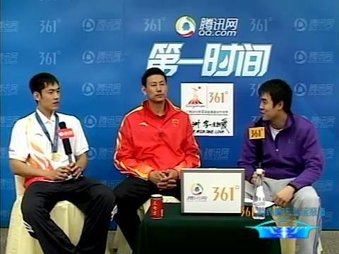 第一时间第62期:中国男篮李楠/张庆鹏做客