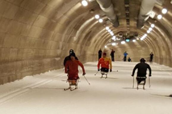 中国两支残疾人滑雪队夏训归来 多角度谈心得