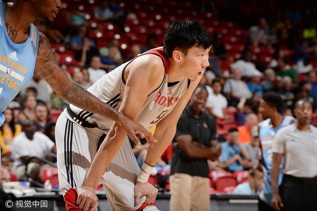 恩师力挺周琦:他很能吃苦 在NBA可以柔克刚