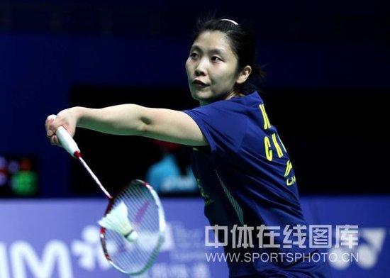 中羽赛蒋燕皎遭内德切娃逆转 卫冕冠军一轮游