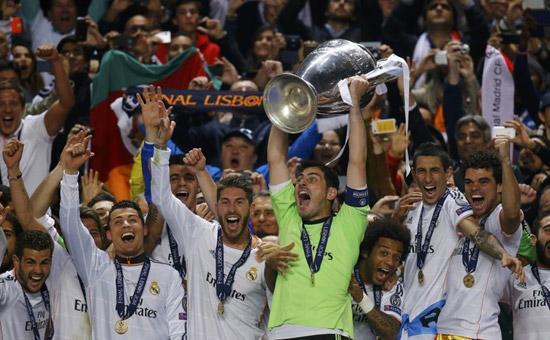 专业机构预测欧冠冠军:皇马榜首 切尔西第四