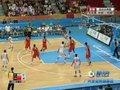 视频:男篮半决赛 伊朗队打满进攻24秒得分