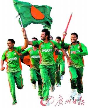 孟加拉国获史上亚运首金