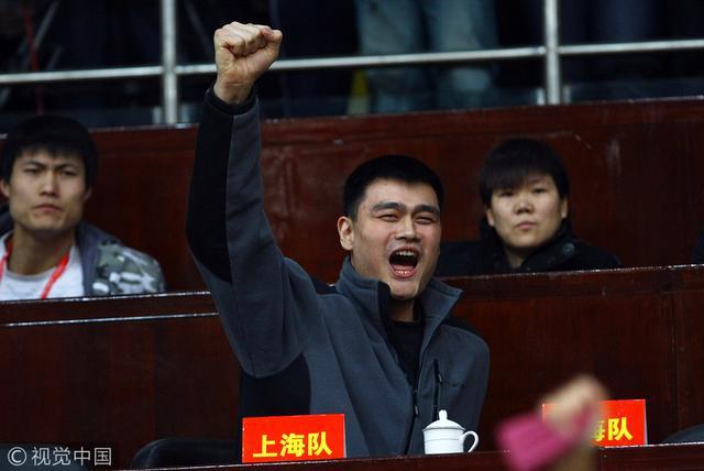 从CBA垫底到季后赛常客 姚明让上海改变多少