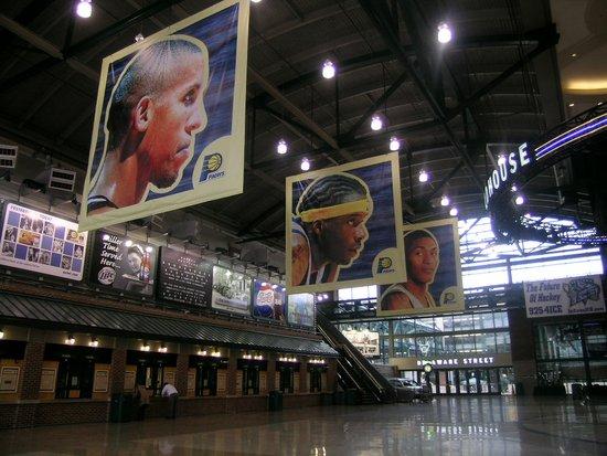 NBA游记(13):印第安纳波利斯(下)米勒的礼物