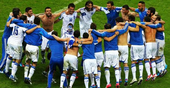 腾讯特评:最勤快的23个希腊人 带来新的一天