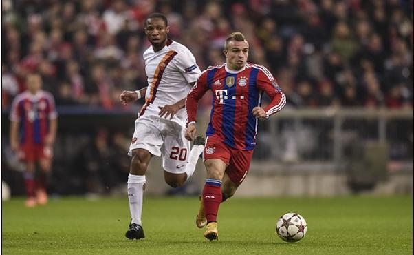 拜仁同意放沙奇里 利物浦PK众豪强购瑞士梅西