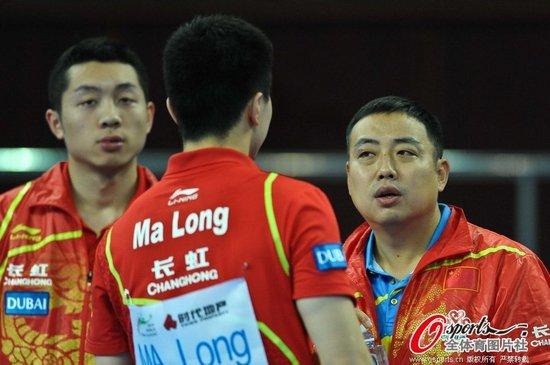 专访刘国梁:国乒不吝核心利益 勇践三次创业