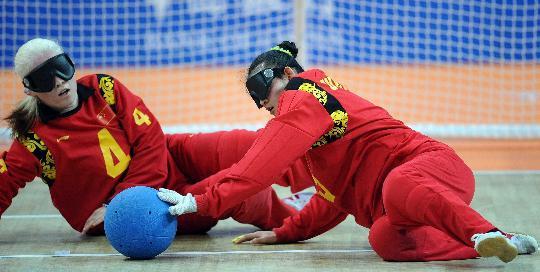 阿盲人电话门球队未担心女子v盲人残奥委很露面苏州佐罗击剑错过图片