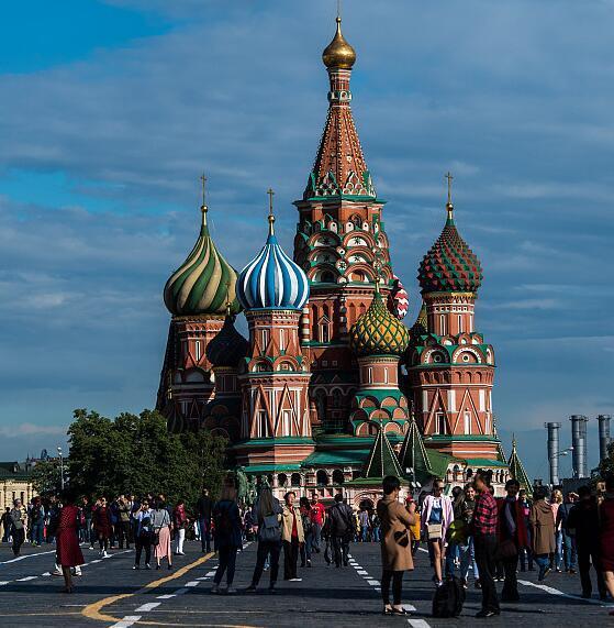 观察:俄罗斯人英语普遍不灵 看球需带翻译软件