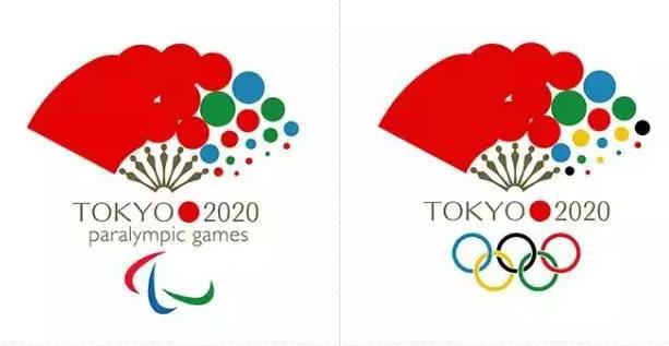 日本设计师自创东京奥运logo 备受网友好评图片