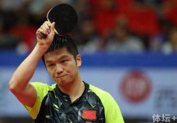 马龙缺席樊振东迎好机会 有望打破亚洲杯冠军荒