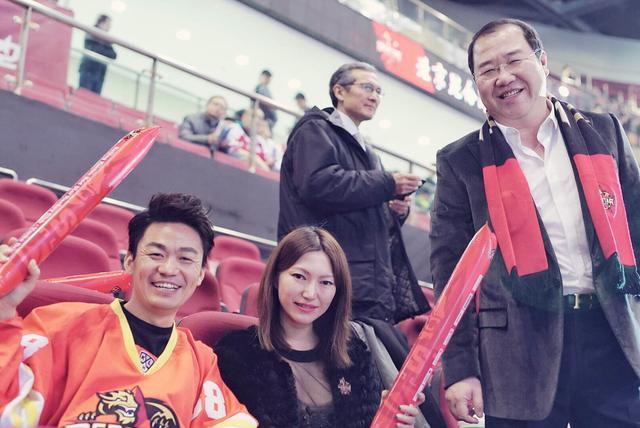 有钱不任性!廖志宇:不买冰球巨星 捧中国球员
