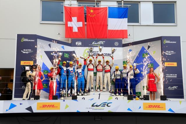 耀莱成龙DC Racing x JOTA Sport在国际汽联世界耐力锦标赛三度封王