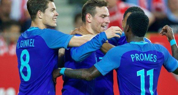 荷兰VS奥地利前瞻:冲4战不败 魔翼迎纪念日