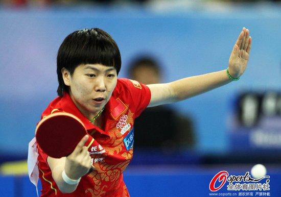 李晓霞:PK日本紧张一整天 像打奥运一样准备