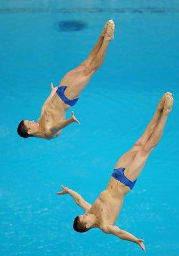 跳水名将曝本国训练条件差 每天50美金租场地